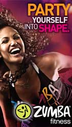Zumba<sup><small>®</small></sup> Fitness